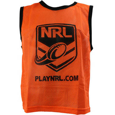 ST - NRLGD Fluoro Training Bib Snr - available in 4 colours