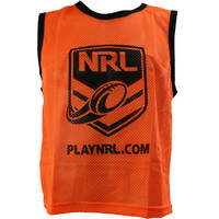 ST - NRLGD Fluoro Training Bib Snr - available in 4 colours0