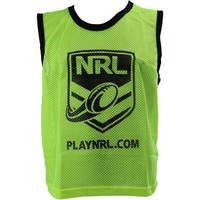 ST - NRLGD Fluoro Training Bib Snr - available in 4 colours2