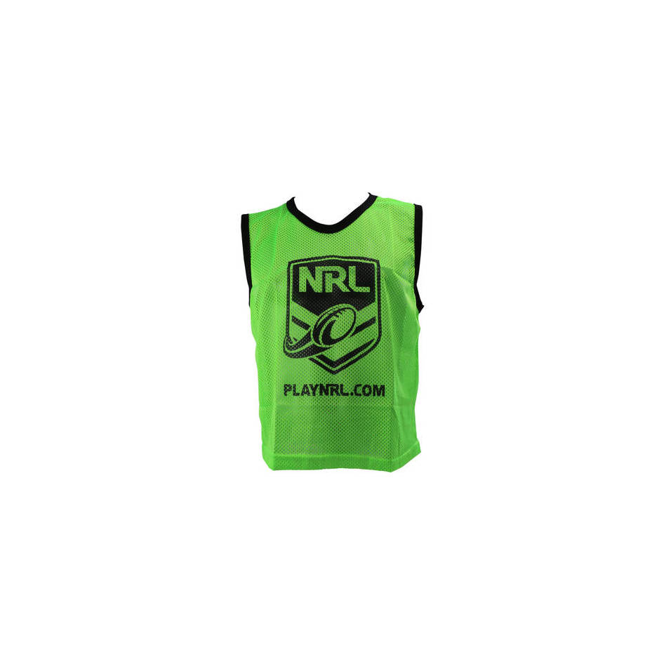 mainST - NRLGD Fluoro Training Bib Snr - available in 4 colours3
