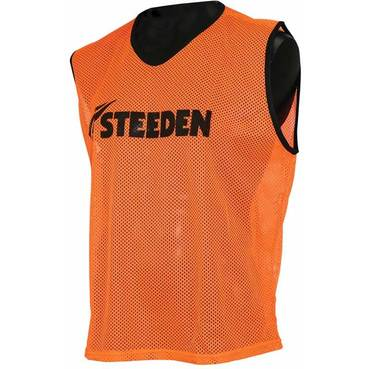 Fluoro Training Bib - Jnr - Orange