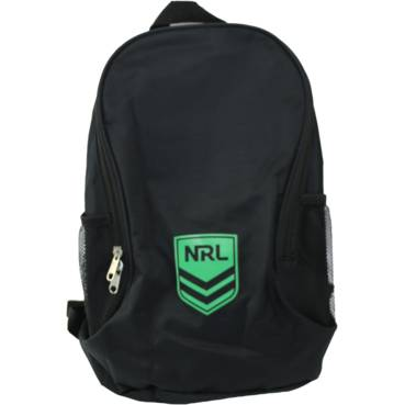 NRL Backpack - available in two colours