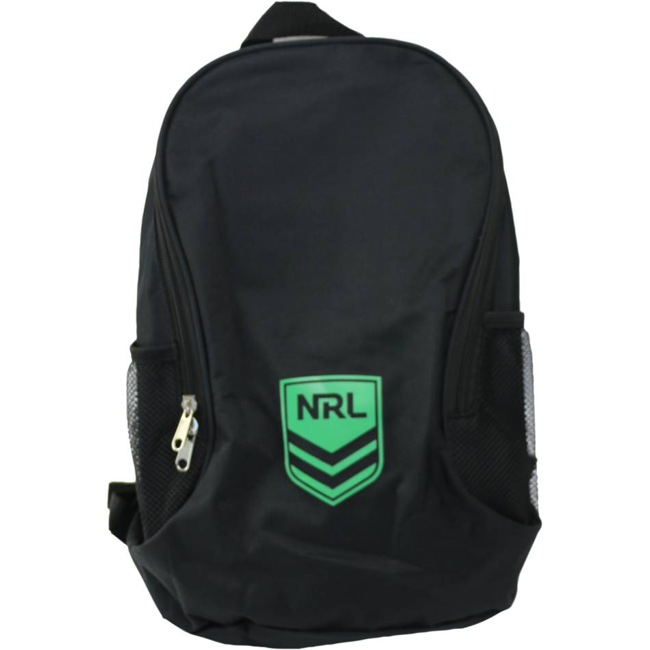 mainNRL Backpack - available in two colours0