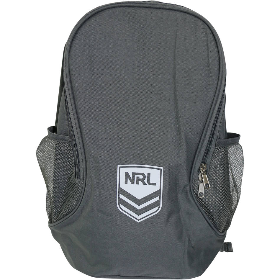 mainNRL Backpack - available in two colours1