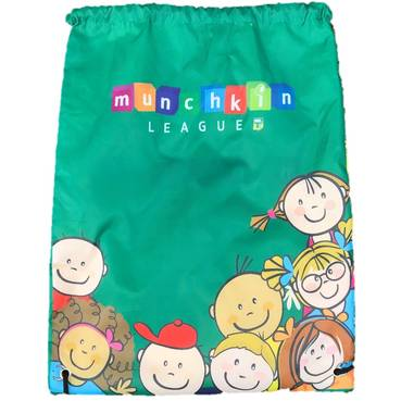 Munchkin League Drawstring Bag